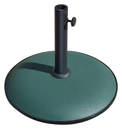 Amazon.com: BenefitUSA cemento Base de paraguas sombrilla de ...