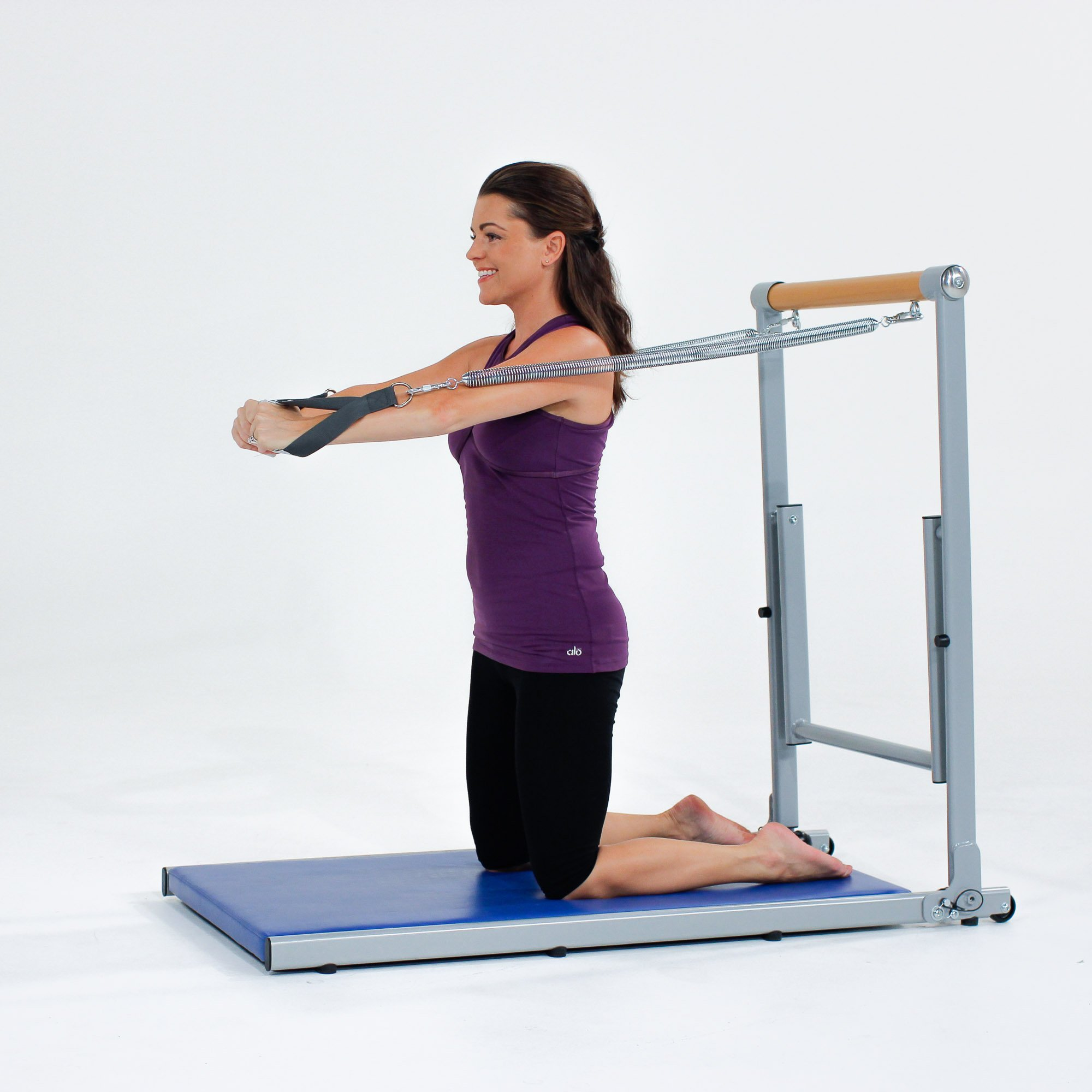 Supreme Toning Tower w/ Pilates + Barre by Beverly Hills Fitness (Image #5)
