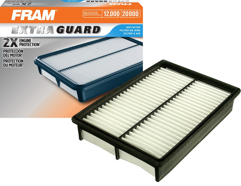 FRAM CA9898 Extra Guard Rigid Rectangular Panel Air Filter