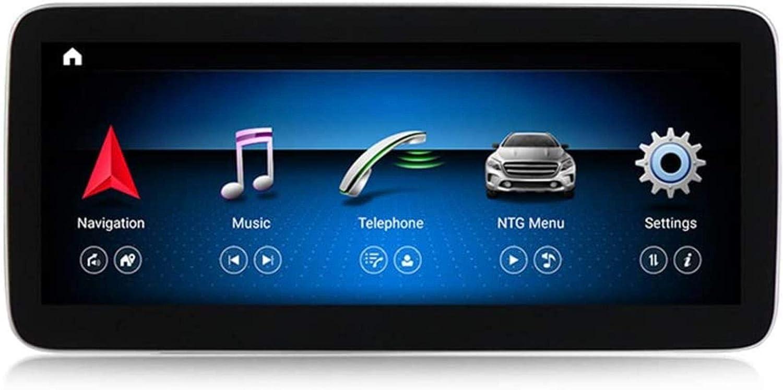 Cinturón de Enlace de Radio Digital estéreo Doble DIN Coche Bluetooth USB Sygic GPS Espejo de tráfico Navigationdroid Radio estéreo del Sistema de navegación para automóviles de Mercedes