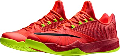 en casa Galleta Al frente  Nike Zoom Run The One James Harden Run PE 718018-606 12 US Bright Crimson:  Amazon.ca: Shoes & Handbags