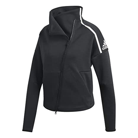 adidas Chaqueta Track Top Negro Mujer
