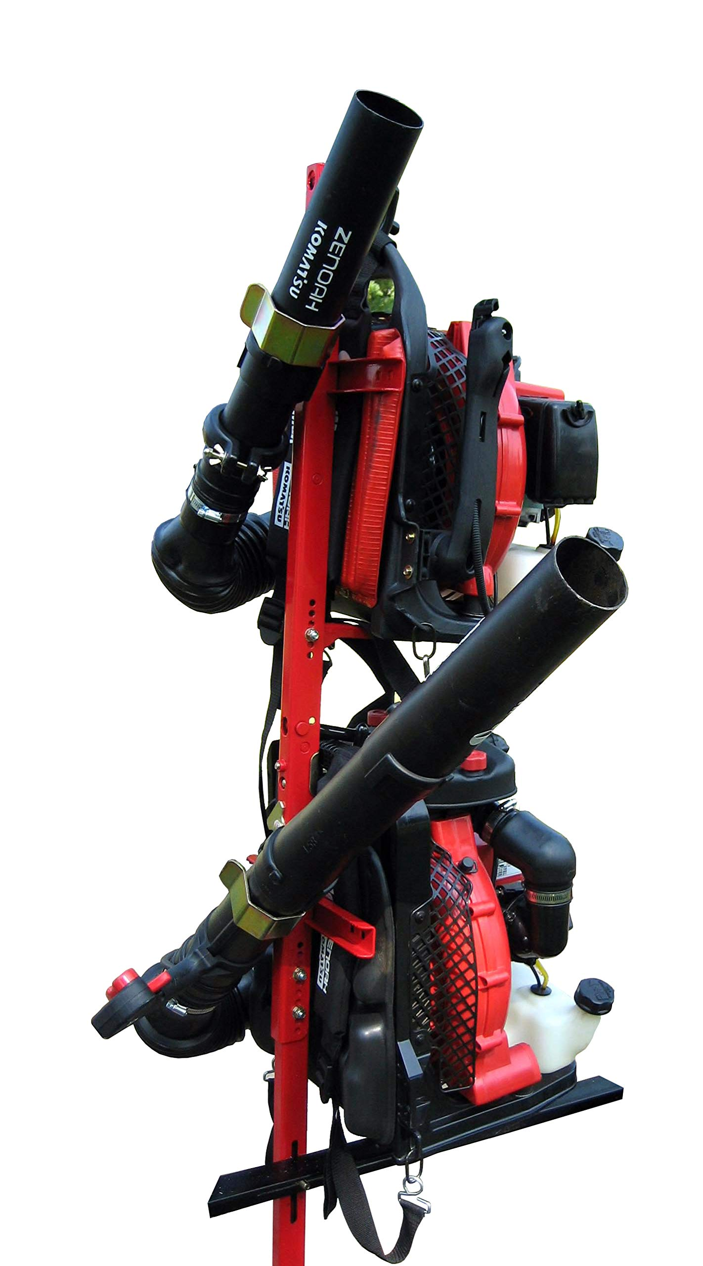 Jungle Jim's Accessory Products Backpack Blower Holder for 2 Blowers