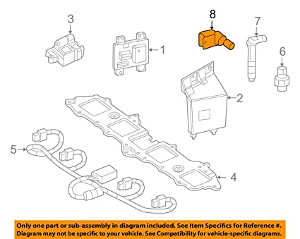 amazon com general motors 12560228 engine crankshaft position rh amazon com Crankshaft Bearings Diagram Simple Engine Diagram Crankshaft