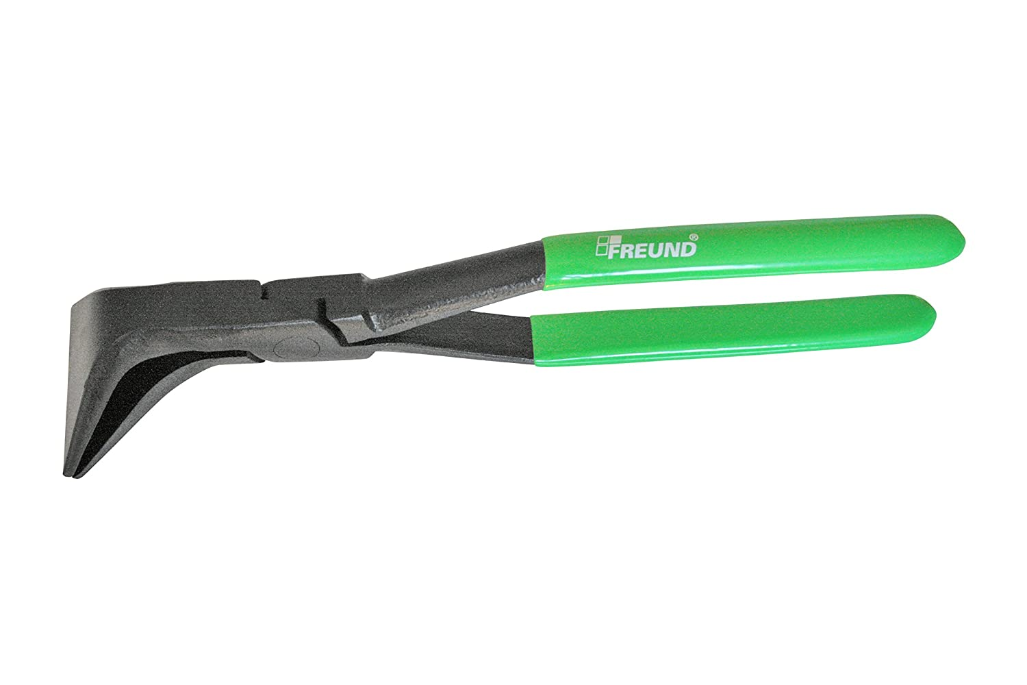 jaw width 60mm FREUND 01090060 Seaming /& Clinching Plier 45/° angled