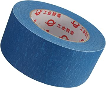 ILS – 50 mm x 50 m 50 mm Impresora 3D Blue Tape Reprap Bed Cinta ...