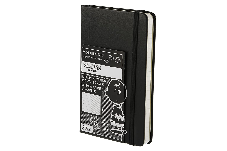 Amazon.com: Moleskine 2012 12 Month Weekly Notebook Planner ...