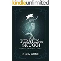 The Pirates of Skuggi: Book 4 of the Traveler's League