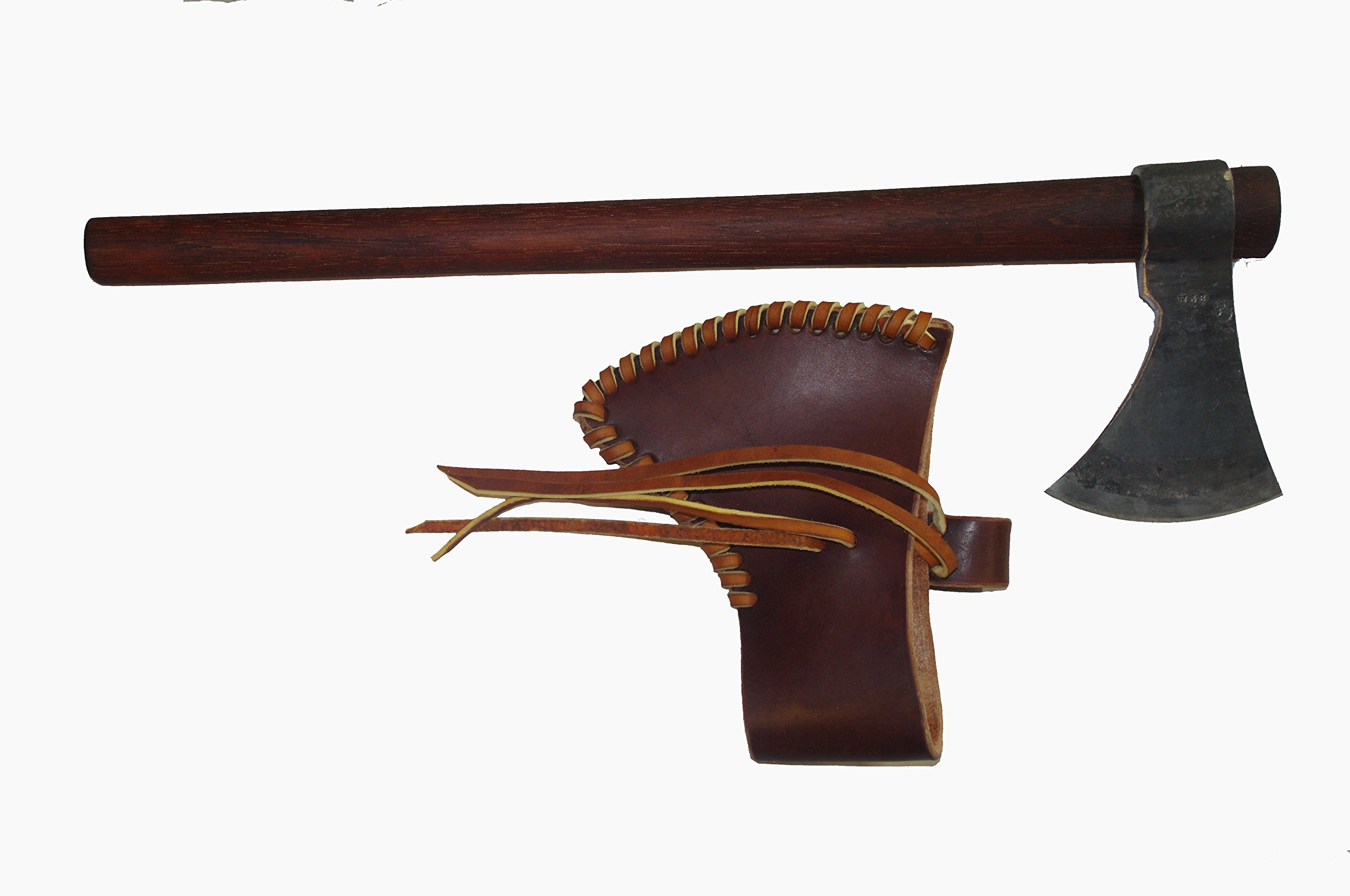 hbforge Hand Forged Shawnee Throwing Tomahawk