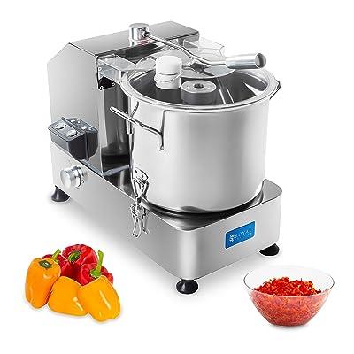 Royal Catering - RCKC-12000 - Cutter de cuisine - 12 Litres