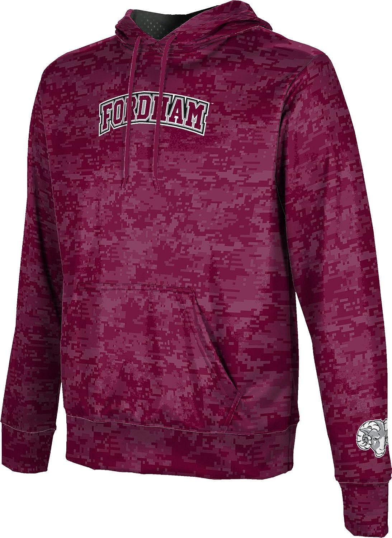 ProSphere Fordham University Boys Pullover Hoodie Digi Camo