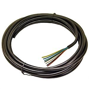 7 Core / fil câble 5m bobine pour remorques et de qualité automobile Caravane TR123