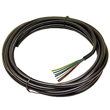 7 Core / Garn Kabel 5m Spule für Anhänger und Qualität automobile ...