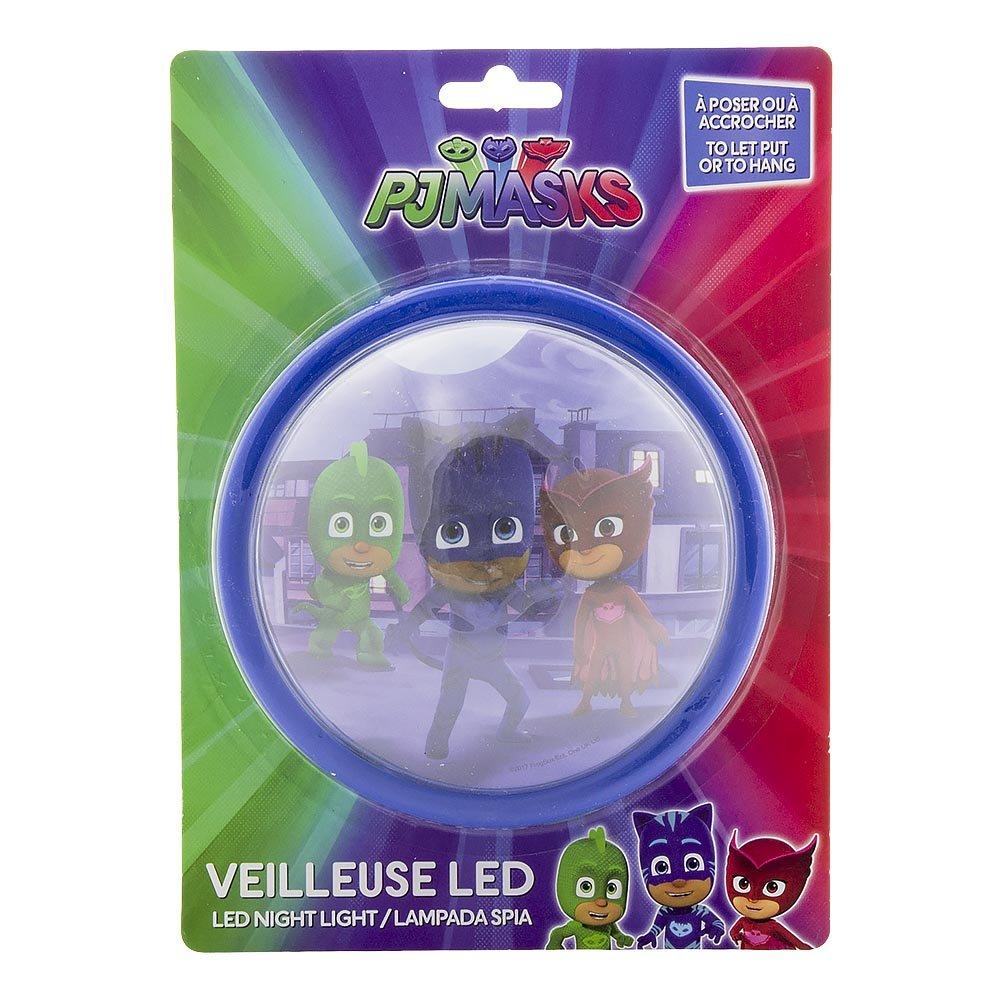 Lamp light night LED/–PJ Masks-Great Blue