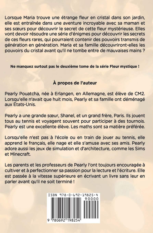 La Fleur Mystique (Les Cristaux Manquants) (French Edition): Pearly