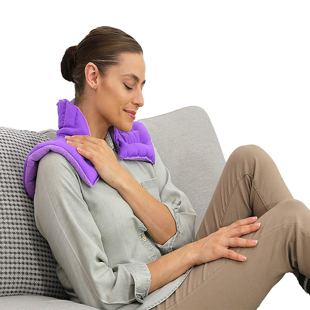 My Heating Pad Upper Back Neck And Shoulders Heating Pad ...