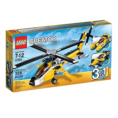 LEGO Creator Yellow Racers 31023 Building Toy: Toys & Games