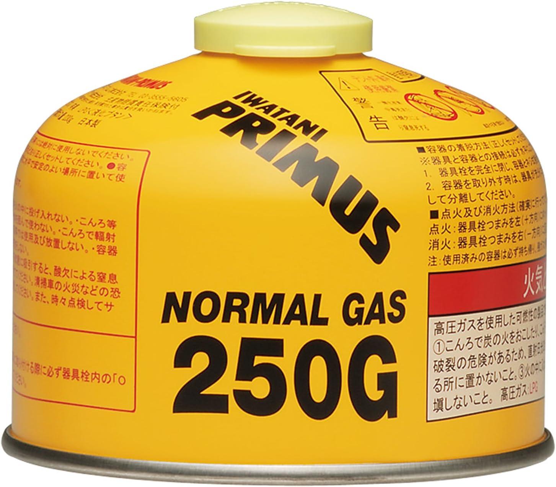 PRIMUS(プリムス) GAS CARTRIDGE ノーマルガス(小) IP-250G