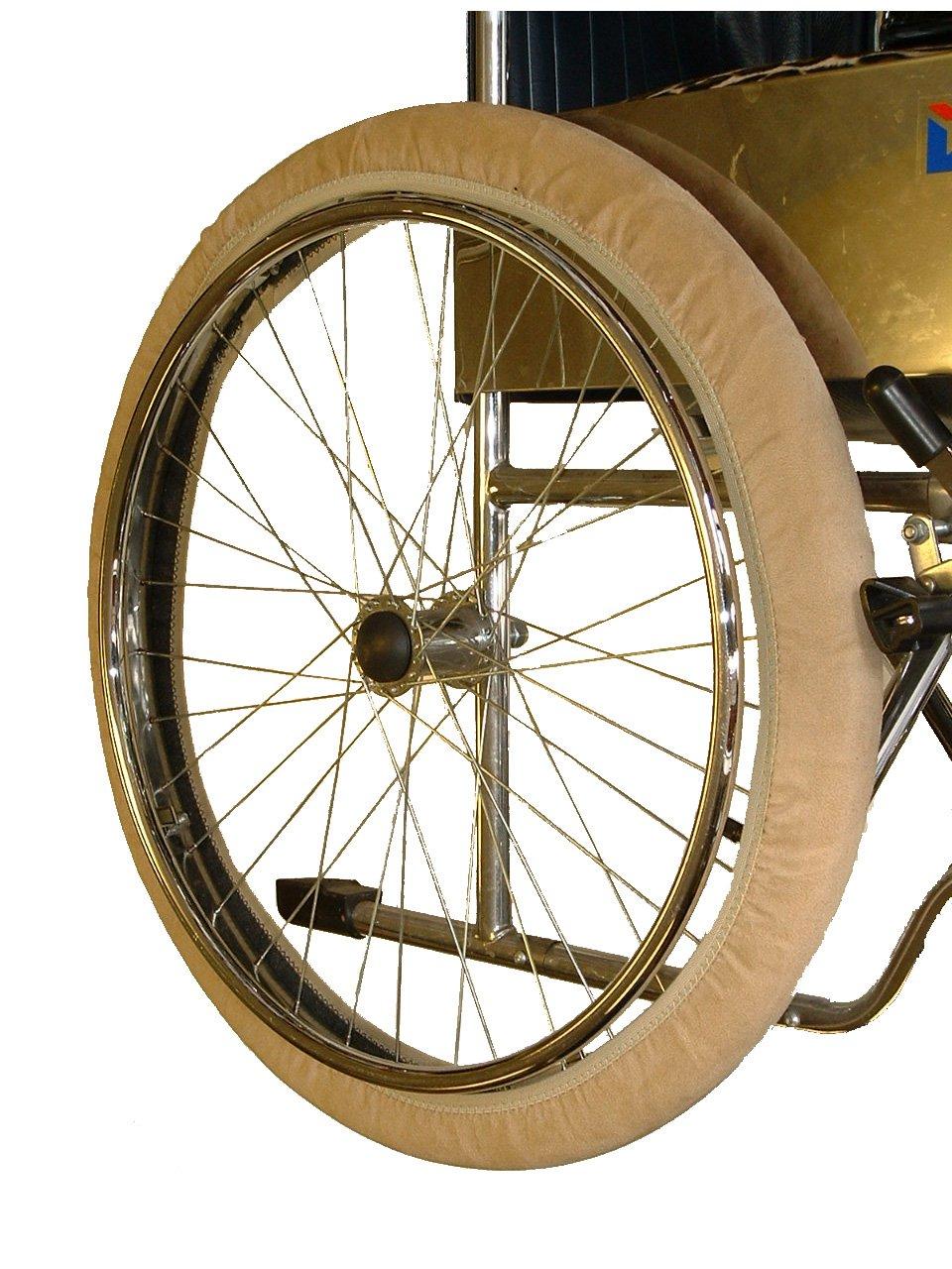 Wheelchair Slippers: Fundas Para Llantas de Sillas de Ruedas: Amazon.es: Salud y cuidado personal