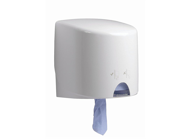 AQUARIUS* Dispensador de Paños Roll Control 7018 - Blanco: Amazon.es: Industria, empresas y ciencia