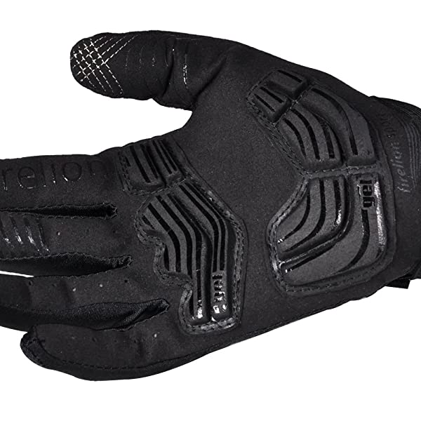 FIRELION Unisex Outdoor Gel Touch Screen Cycling Gloves