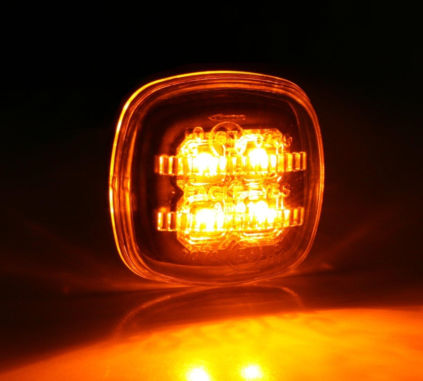LED Clignotant lat/éral pour //// dans smoke