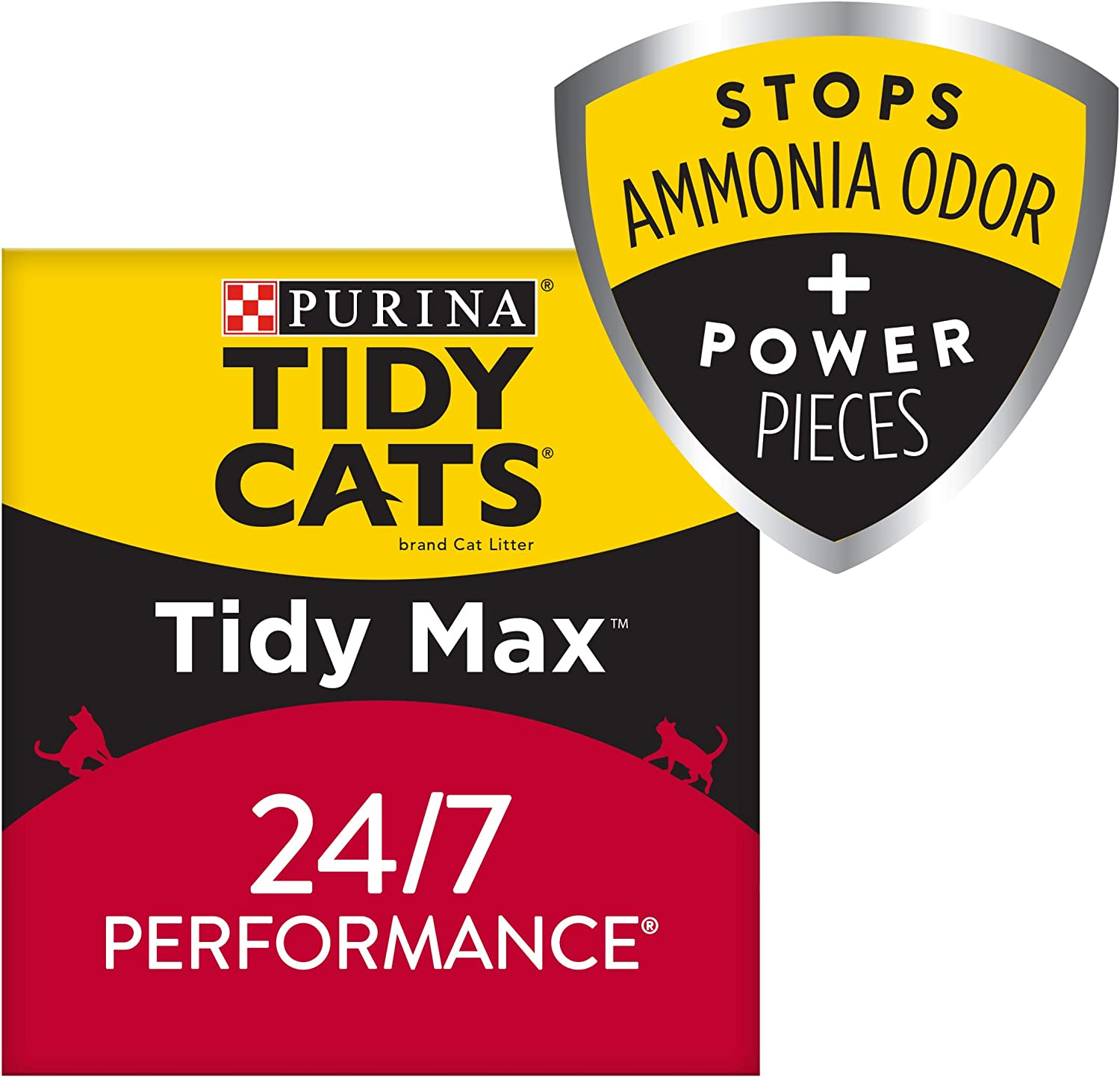 Purina Tidy Cats 24/7 Performance Clumping Cat Litter Image