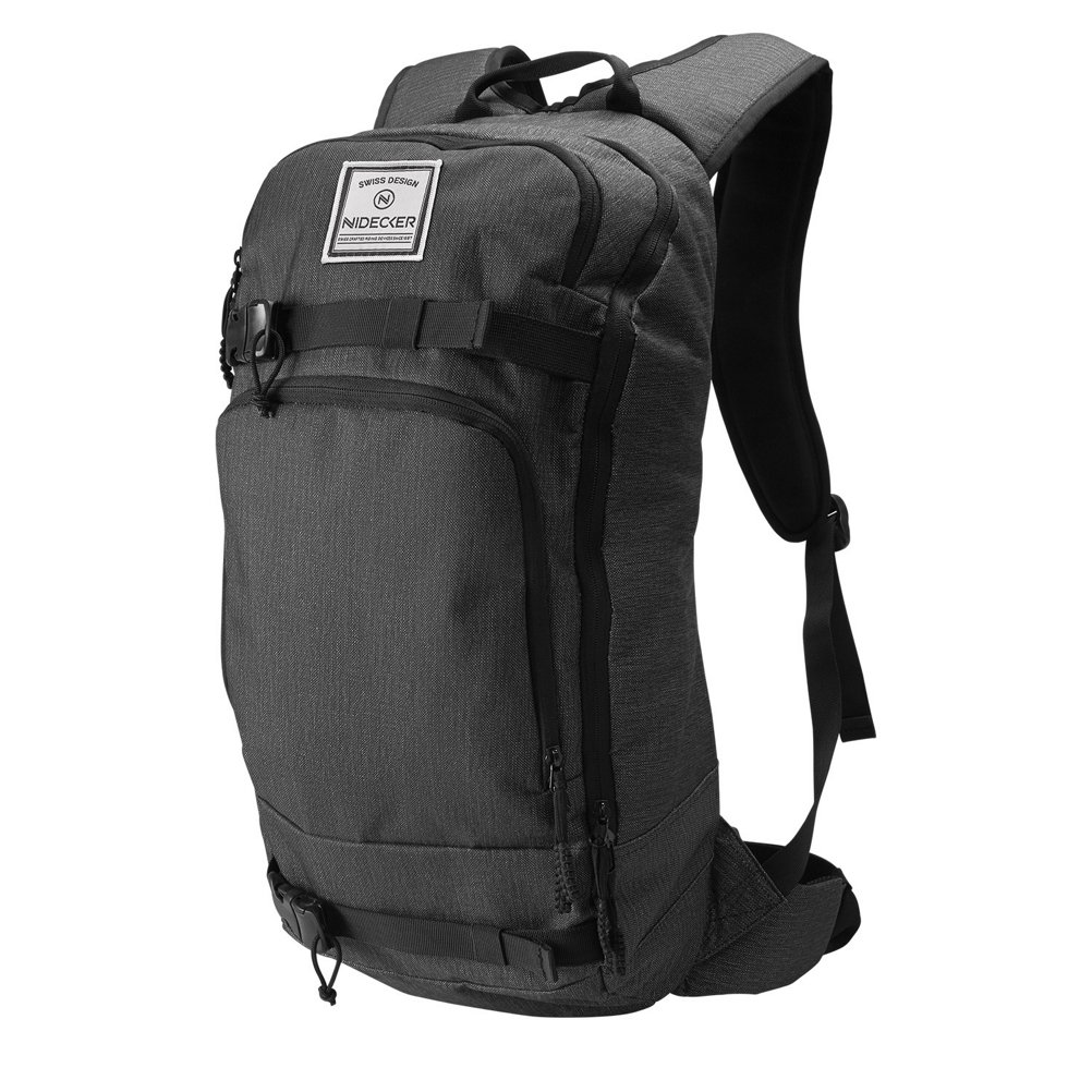 Nidecker Nature Explorer 27lバックパック 27l ブラック B07F61C8G6