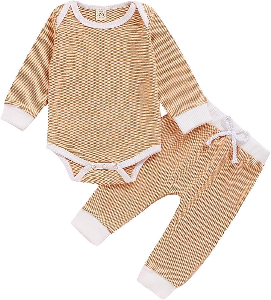 Baby Sleeper Onesie Organic Cotton Cute Long Sleeves Baby Rompers Newborns Footie Pajamas Boy Girl Christmas Gift Ribbed Pyjama