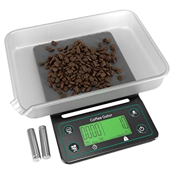 Coffee Gator Digital Multifunction Coffe Scale