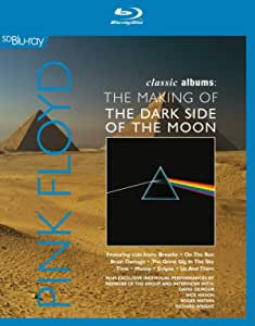 Pink Floyd-Classic Albums-Making of the Dark Side [Blu-ray] [Import]