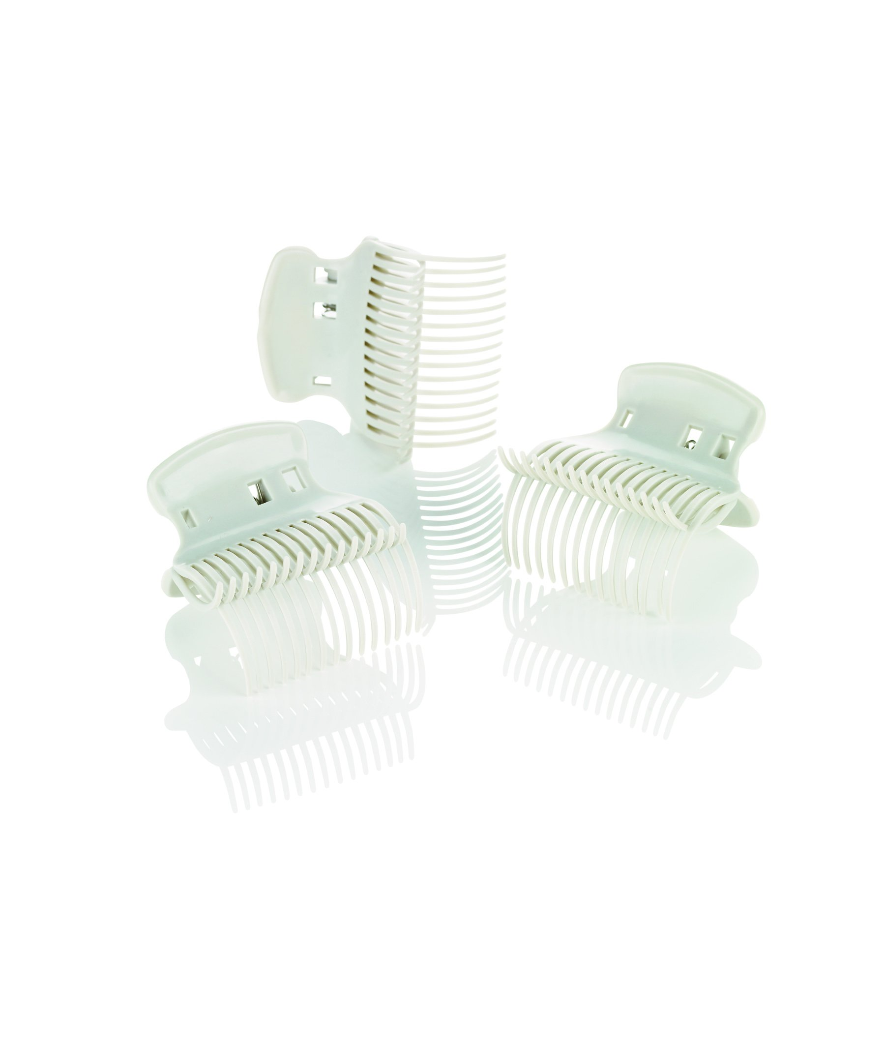 Conair Hot Roller Super Clips, White by Conair