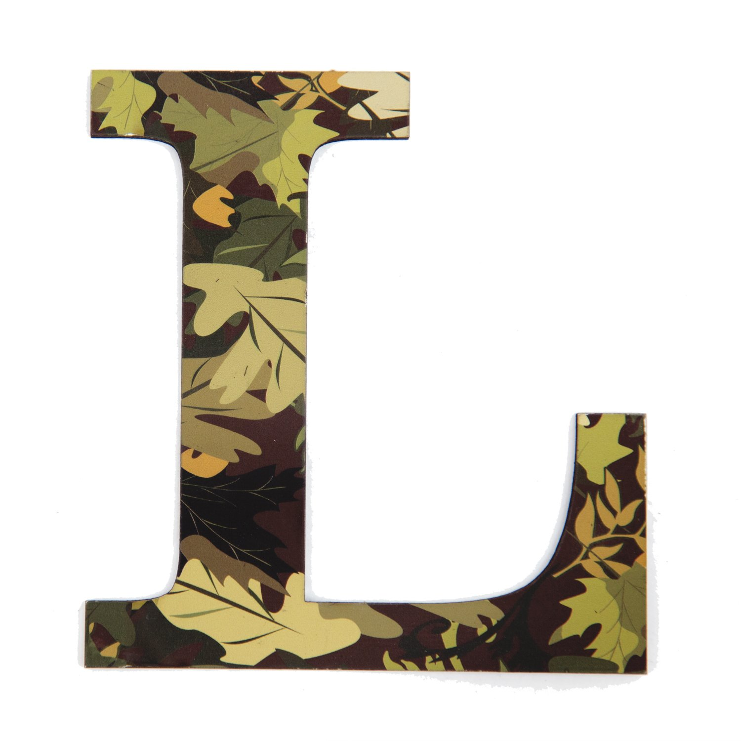 Amazon Com 11 Tall Mossy Oak Designer Camo Wall Letter L Camo Pattern 3d Wall Decor Unique Wall Initial For Living Room Bedroom Man Cave Boys Room Girls