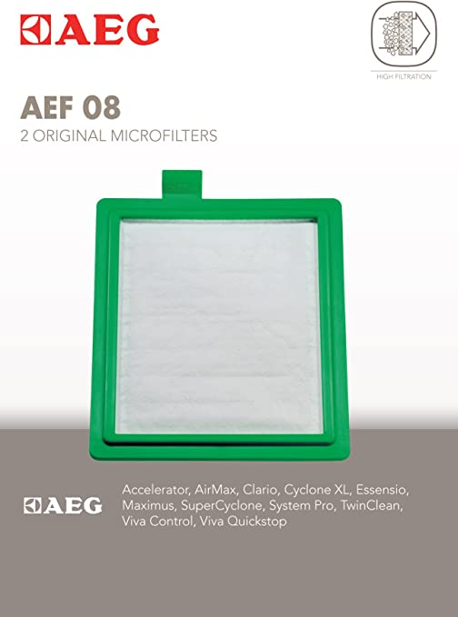 20 Staubsaugerbeutel zu AEG System Pro P 1-999