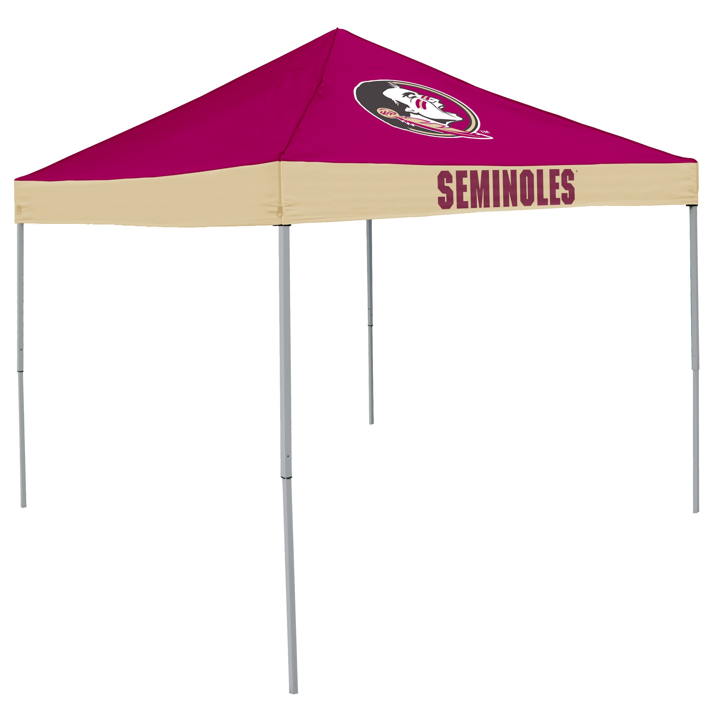 NCAA Florida State Seminoles Economy Tailgate Tent by Logo Brands