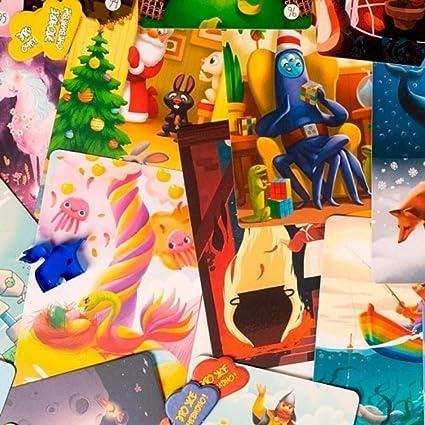 Juego de mesa ruso Imaginarium Dobro Dixit: Amazon.es: Juguetes y juegos
