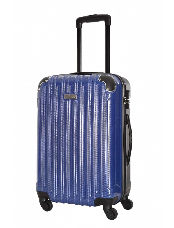 Platinium-Maleta de cabina Low cost-EXETER, color azul, talla S-22 cm, 35 L: Amazon.es: Equipaje