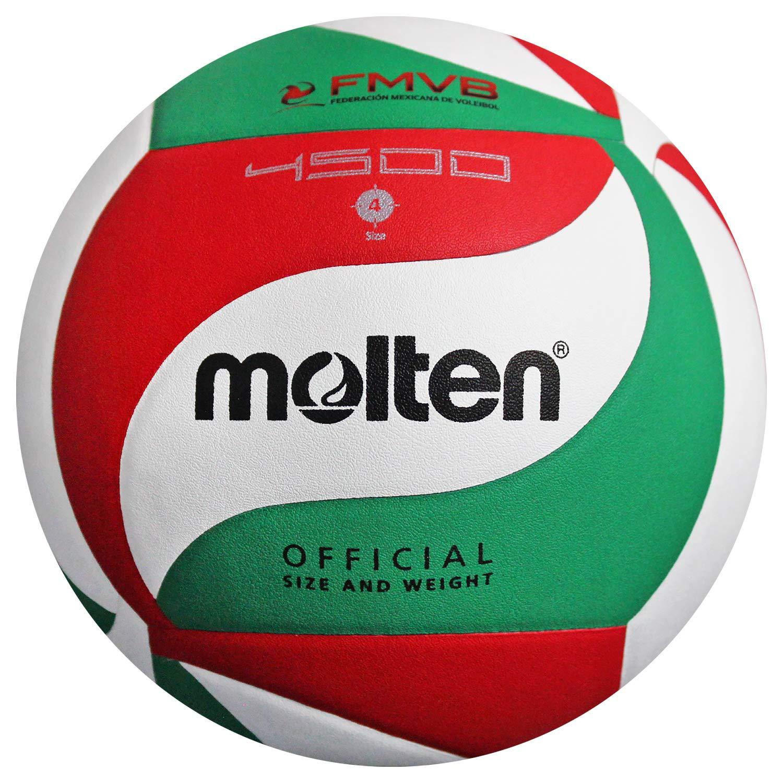 MOLTEN Voleibol, Sala de Voleibol v4 m4500: Amazon.es: Deportes y ...