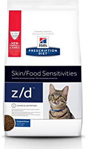 Hill's Prescription Diet z/d Skin/Food Sensitivities Cat Food
