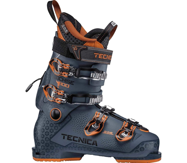 blau//orange - 29 Moon Boot Tecnica Cochise 100 Herren Freeride Skischuh
