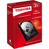 "Toshiba P300 2 To Disques internes (8,9 cm (3,5""), SATA)"