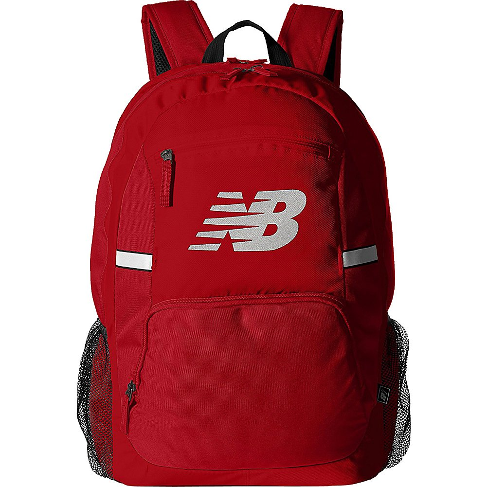 New Balance Accelerator Backpack, Black, One Size Portland Accessories