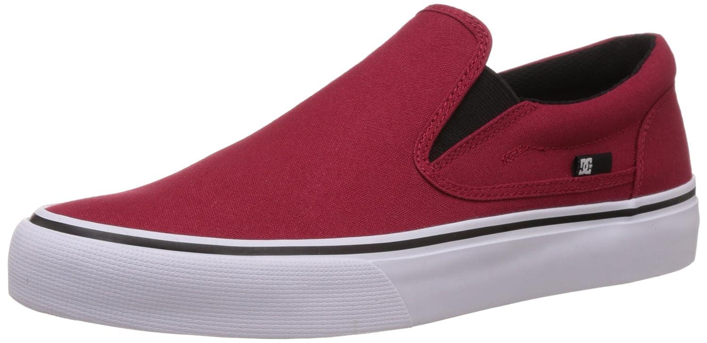 DC Shoes Trase - Zapatillas para Hombre 44.5 EU|Rouge - Red