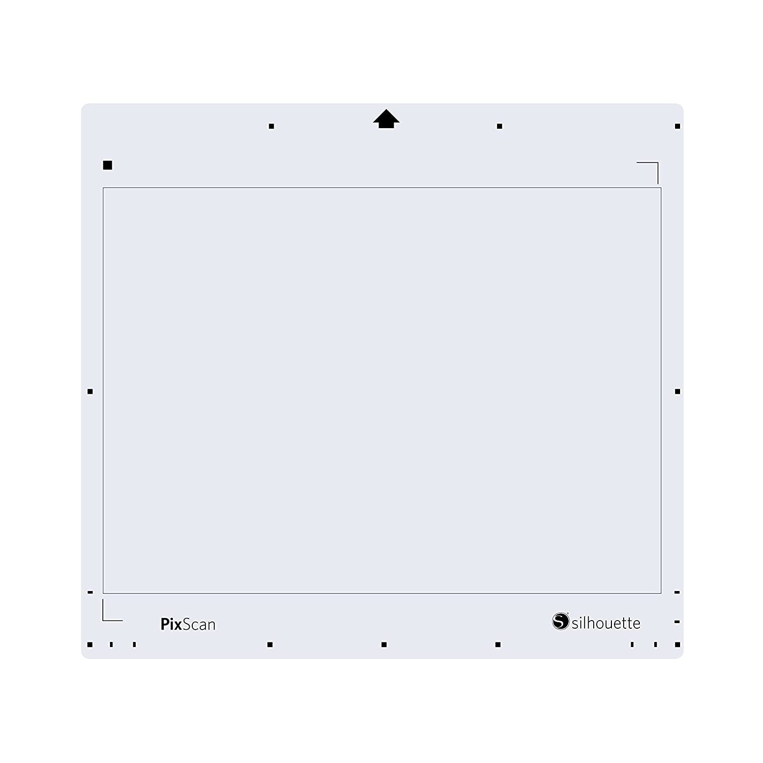 Silhouette PixScan Cutting Mat for use with CAMEO CUT-MAT-PIX12-3T