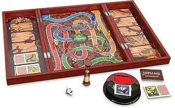 Zauberartikel & -tricks Jumanji in Legno
