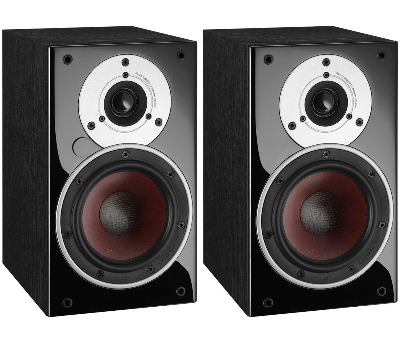 Dali Zensor 1 AX 100W Negro Altavoz - Altavoces (De 2 vías, Inalámbrico y alámbrico, 3.5mm/Bluetooth, 100 W, 53-26500 Hz, Negro)