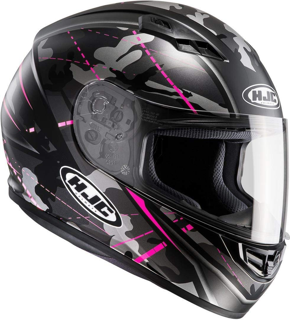 HJC 10167108 Casco de Moto, Songtan, Talla M: Amazon.es ...