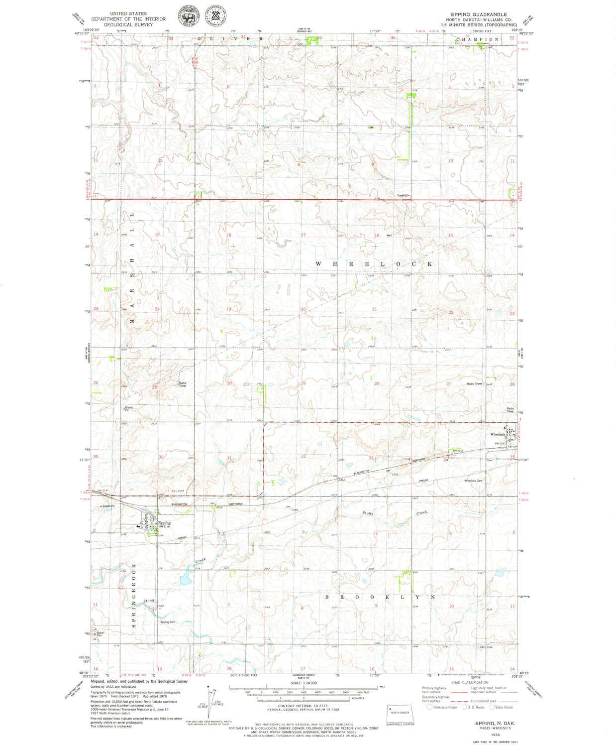 Amazon.com : YellowMaps Epping ND topo map, 1:24000 Scale ... on map of lakota nd, map of larimore nd, map of west fargo nd, map of watford city nd, map of kindred nd, map of underwood nd, map of valley city nd, map of belfield nd, map of new town nd, map of mandan nd, map of hazen nd, map of fessenden nd, map of lincoln nd, map of beach nd, map of hankinson nd, map of sutton nd, map of devils lake nd, map of zap nd, map of williams county nd, map of garrison nd,