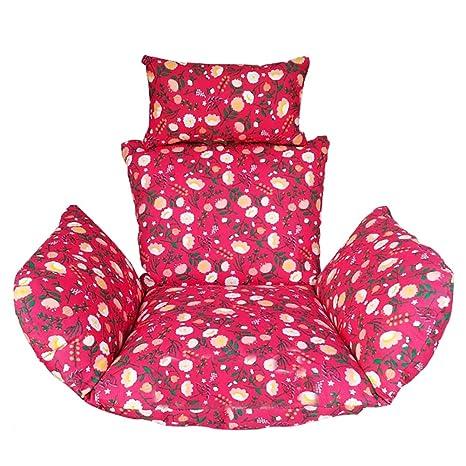 Only Cojín Egg Chair Cojín Swing Swing Cojín con Almohada ...