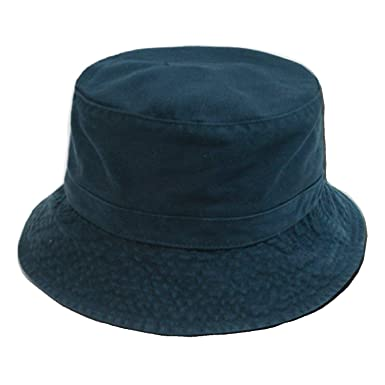 Decky Cotton Unstructured Polo Style Floppy Bucket Hat (Large XL ... b96b691407c